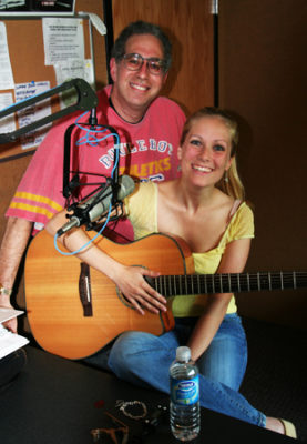 Candice Jarrett Radio Interview