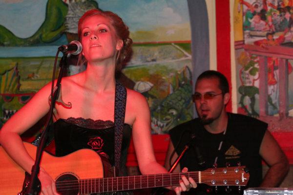 Candice Jarrett Live Performance